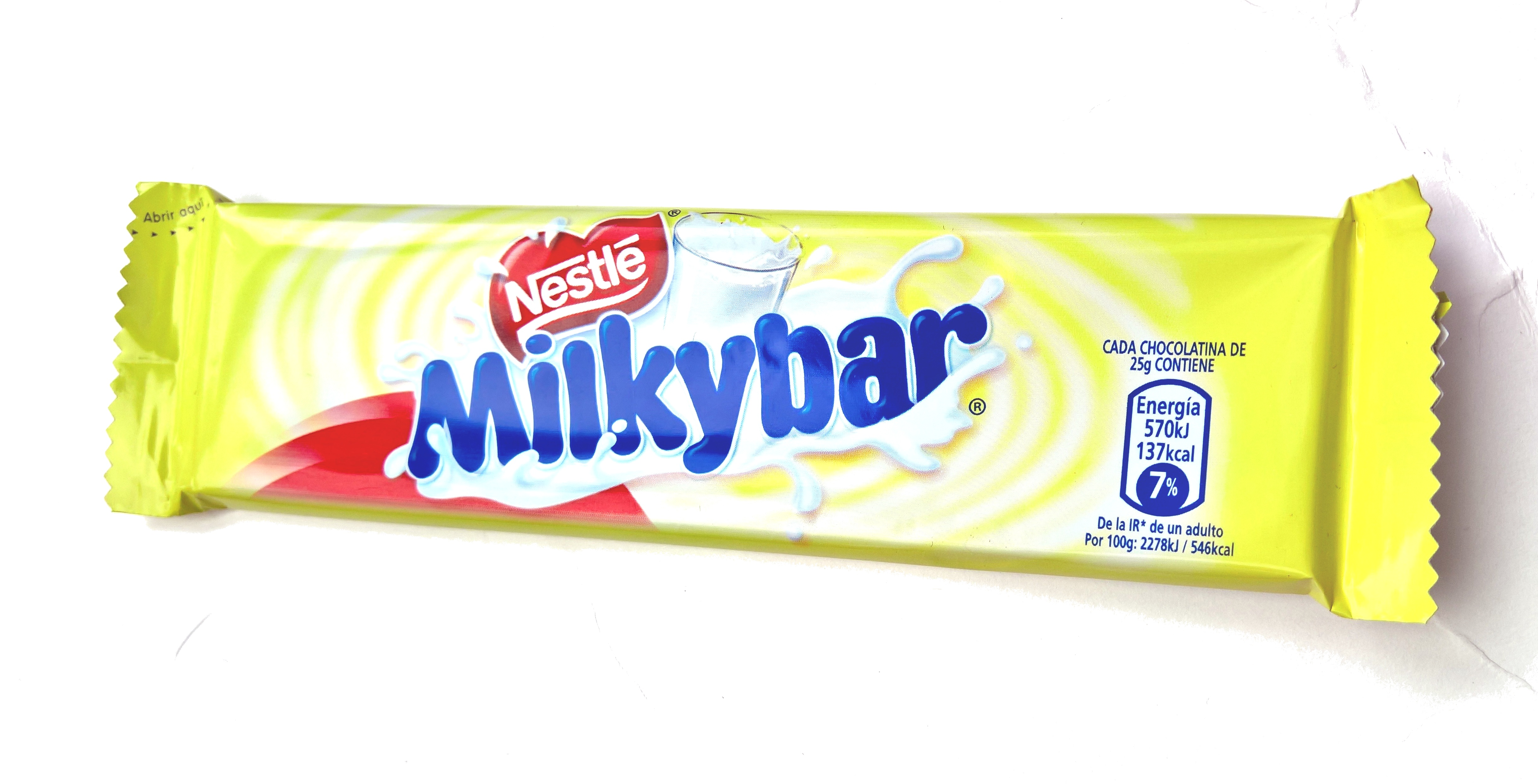 nestle milky bar product line extentsion marketing essay The love for chocolate is a sweet spot for many chocolate is also one of the world's oldest candies and originally discovered over 2,000 years ago here is a series of catchy chocolate slogans from some of the most known brands of manufacturing chocolate candy these popular slogans from existing.