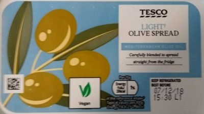 Light Olive Spread - Product