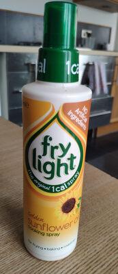 Golden sunflower oil cooking spray - Product - en