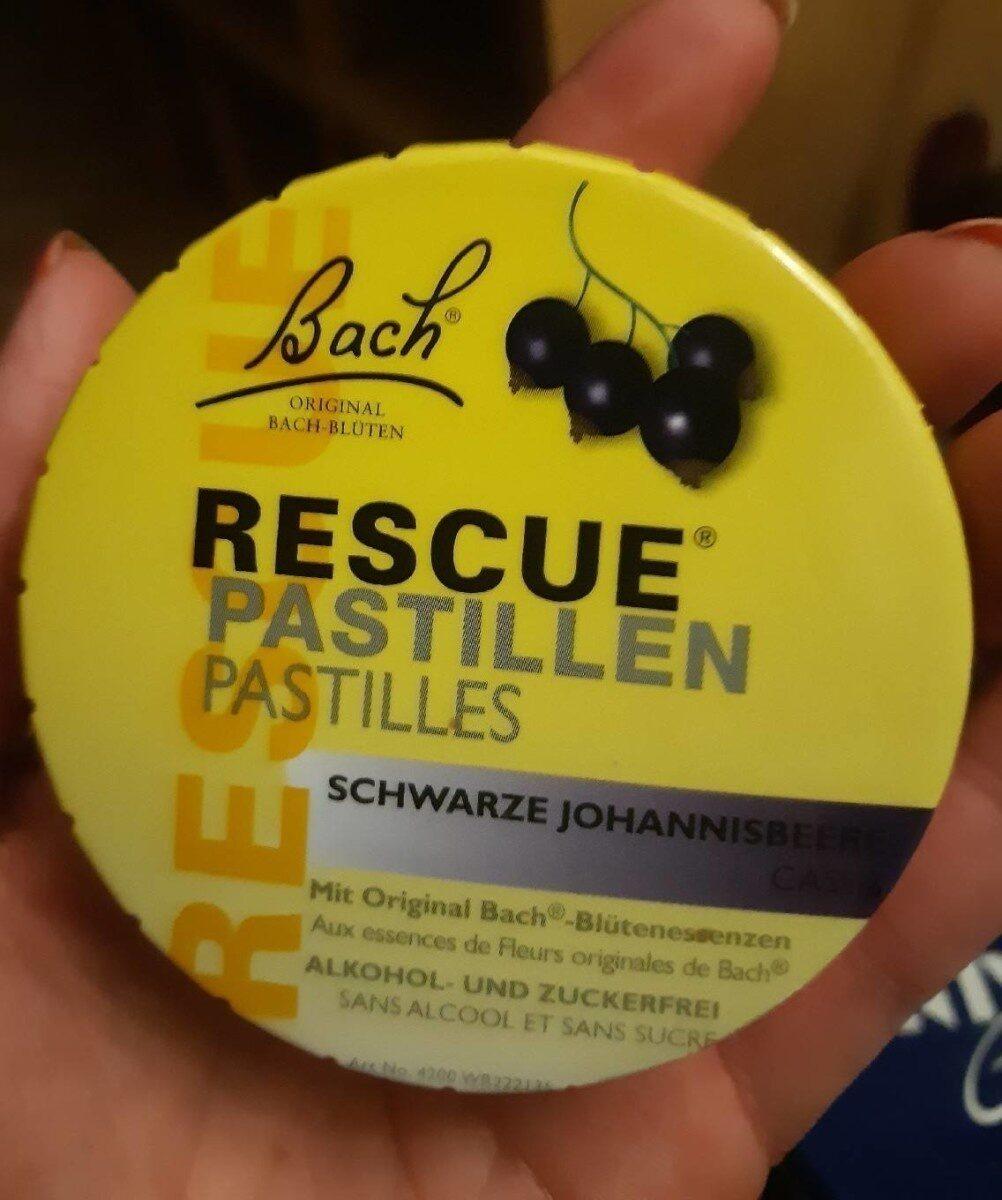 Pastille Rescue aux fleurs de Bach - Product - de