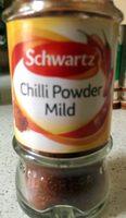 Chilli Powder Mild - Prodotto - en