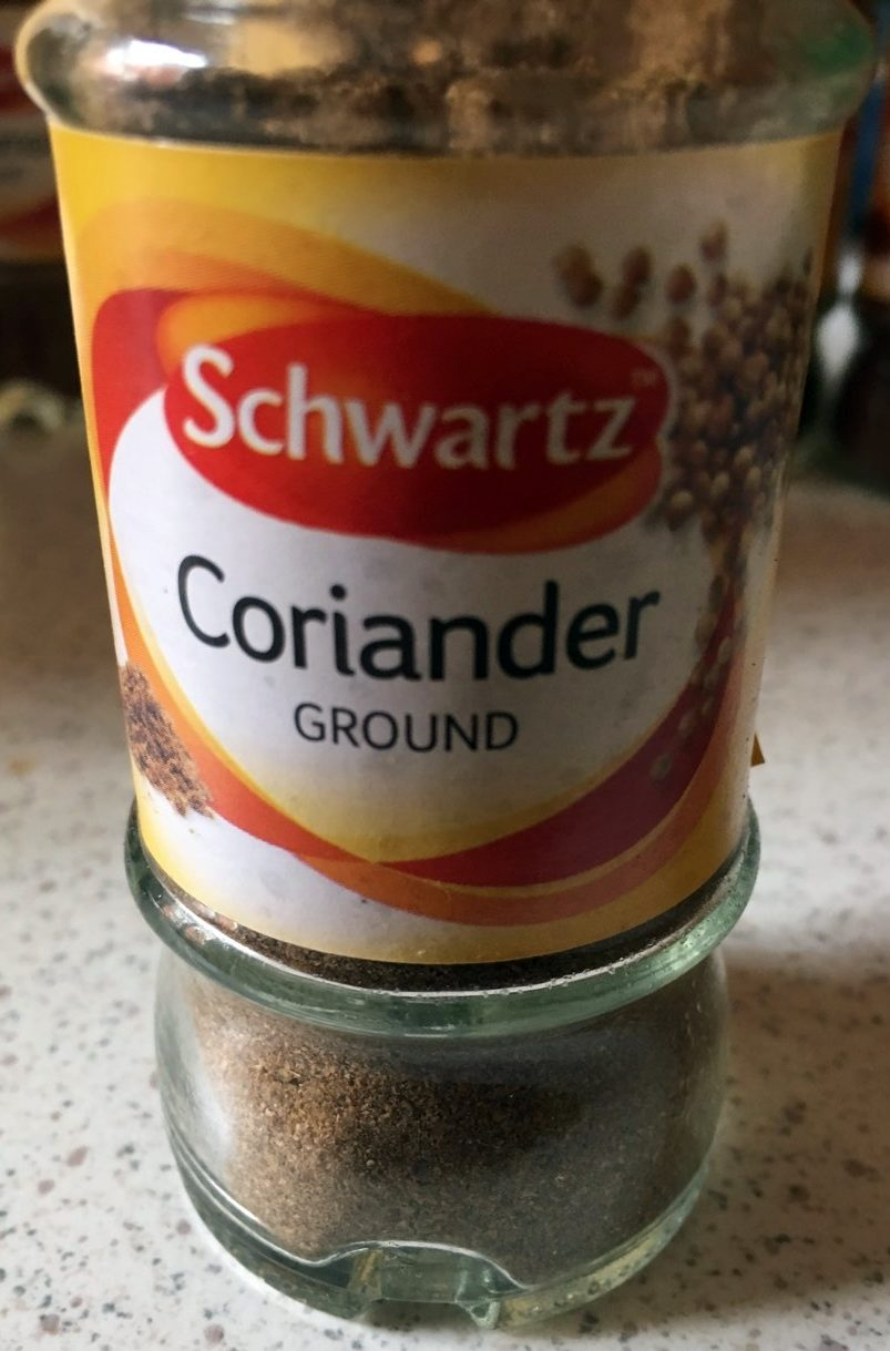 Coriander ground - Produit - en
