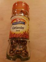 Corriander Seed - Prodotto - en