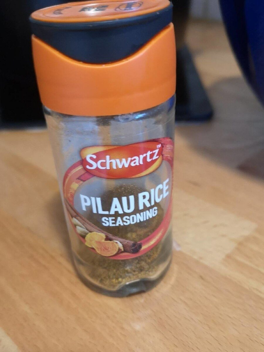 Pilau rice - Prodotto - fr