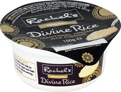 Rachel's Organic Divine Rice Traditional - Product - en