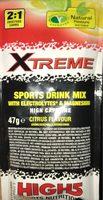 High 5 Energy Source Xtreme Citrus Sachet - Product - fr