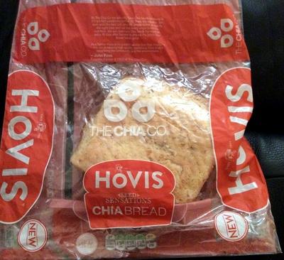 Chia bread - Product
