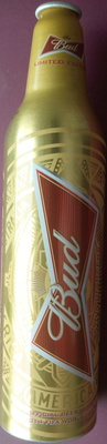 Bud Limited World Cup Edition - Product - fr