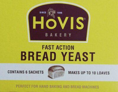Fast action bread yeast - Produit
