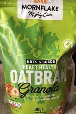 Oatbran granola - Producto