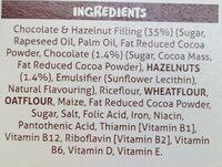 Mornflakes - Ingrediënten - en