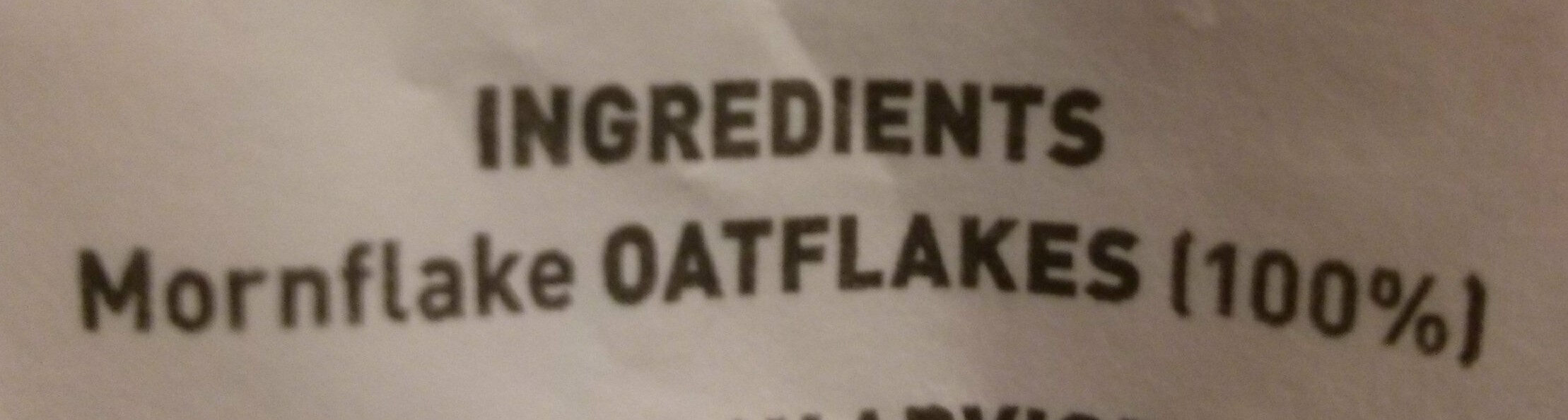 Oats - Ingredients - en