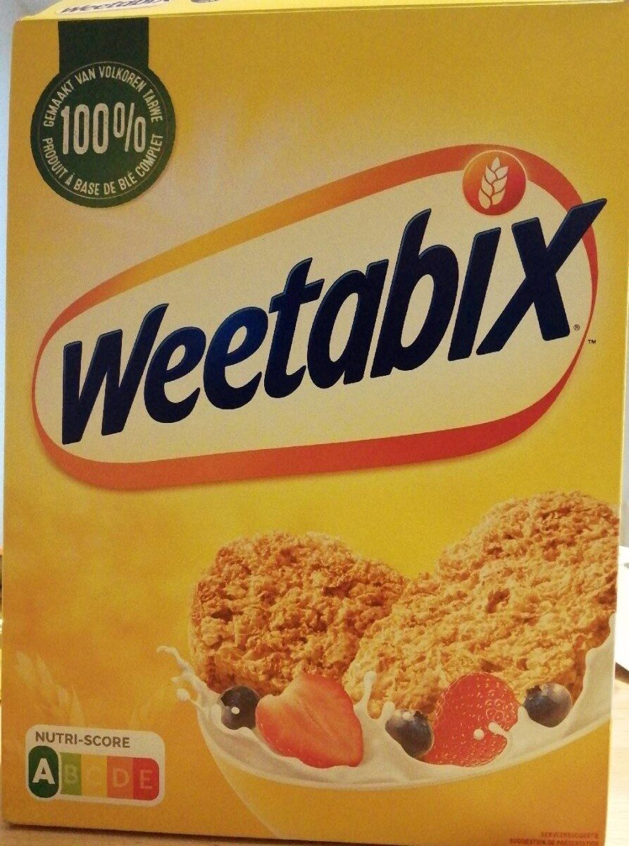Weetabix Original 95% Blé Complet - Product - fr