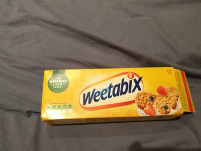 Weetabix 12s - Producte