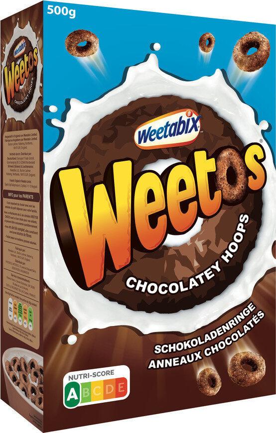 Céréales Weetos Choc 500g - Produit - en