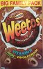 Weetos Chocolatey Hoops - Product