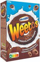 Céréales Weetos Choc 500g - Ingredients - en