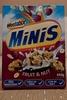 Crispy Minis Fruit & Nut - Produto