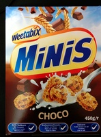 Minis choco - Producto - de