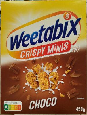 Weetabix crispy minis - Product - fr