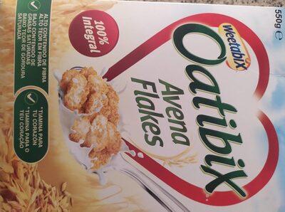 Oatibix Avena Flakes - Produit - es