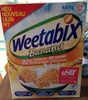 Weetabix banane 92% blé complet - Product