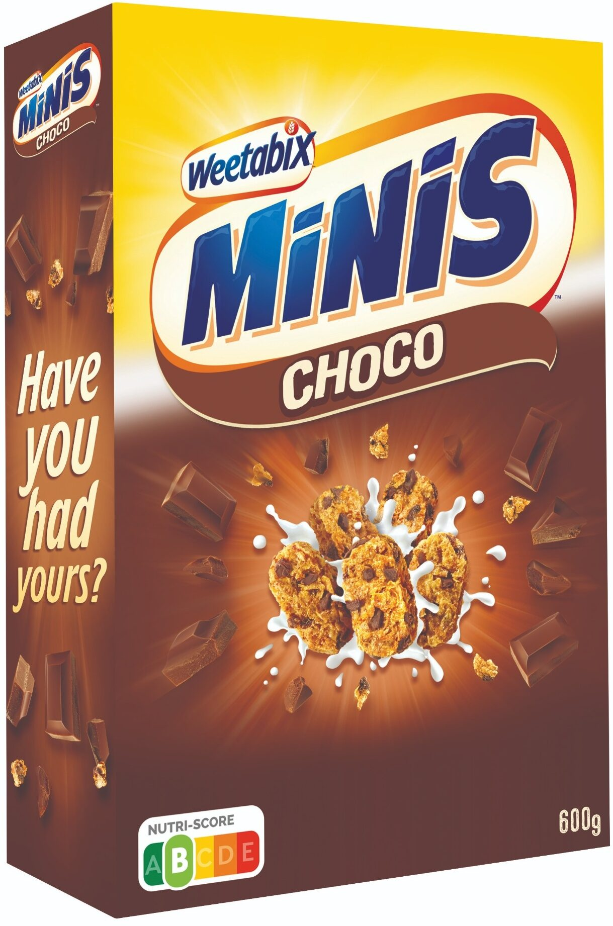 Minis Choco - Product - fr