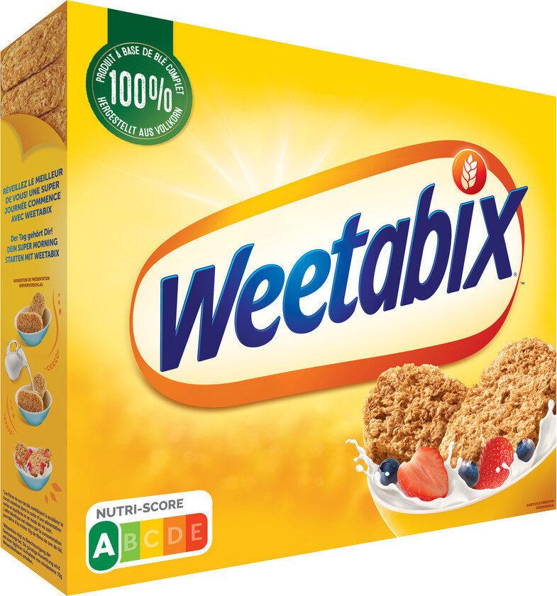 Céréales Weetabix 645g - Produit - fr