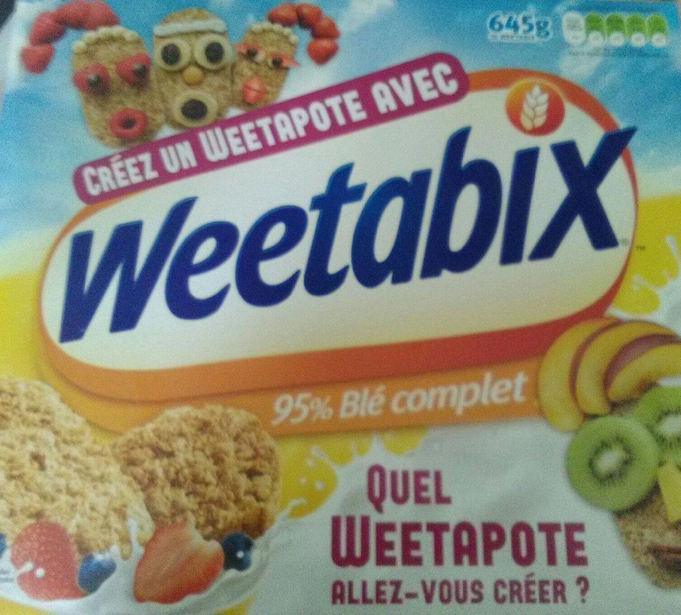 Weetabix - Product