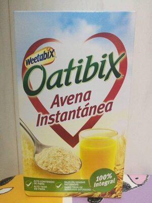 Oatibix Avena instantánea - Producto