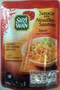 Sauce pour Nouilles Sautées Curry Poivron Rouge - Product