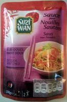 Sauce pour nouilles sautées aigre-douce, piment doux - Product - fr