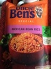 Mexican bean rice - Product