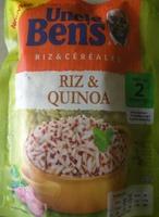 Riz et Quinoa - Product