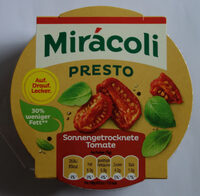 Miracoli Presto Sonnengetrocknete Tomate - Produit