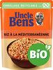 Riz méditerranéen bio Uncle Ben's 240 g - Produit