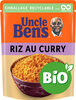 Riz Curry BIO Uncle Ben's 240 g - Product