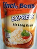 Uncle Bens Express Langkorn Reis - Product