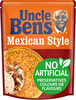 Bens Microwave Mexican Style Rice - Produto