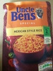 Uncle Bens - Mexican Style Rice - Product