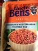 Special Wholegrain & Mediterranean Vegetable Rice - Product