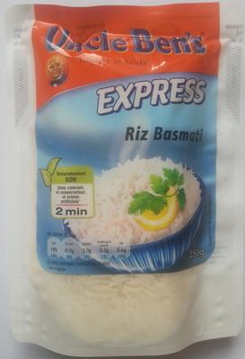 Riz Basmati - EXPRESS - Produkt