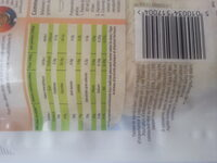 Riz Basmati - EXPRESS - Nutrition facts