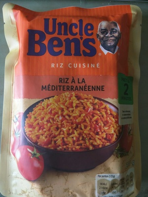 Special Tomato And Basil Rice - Product - fr