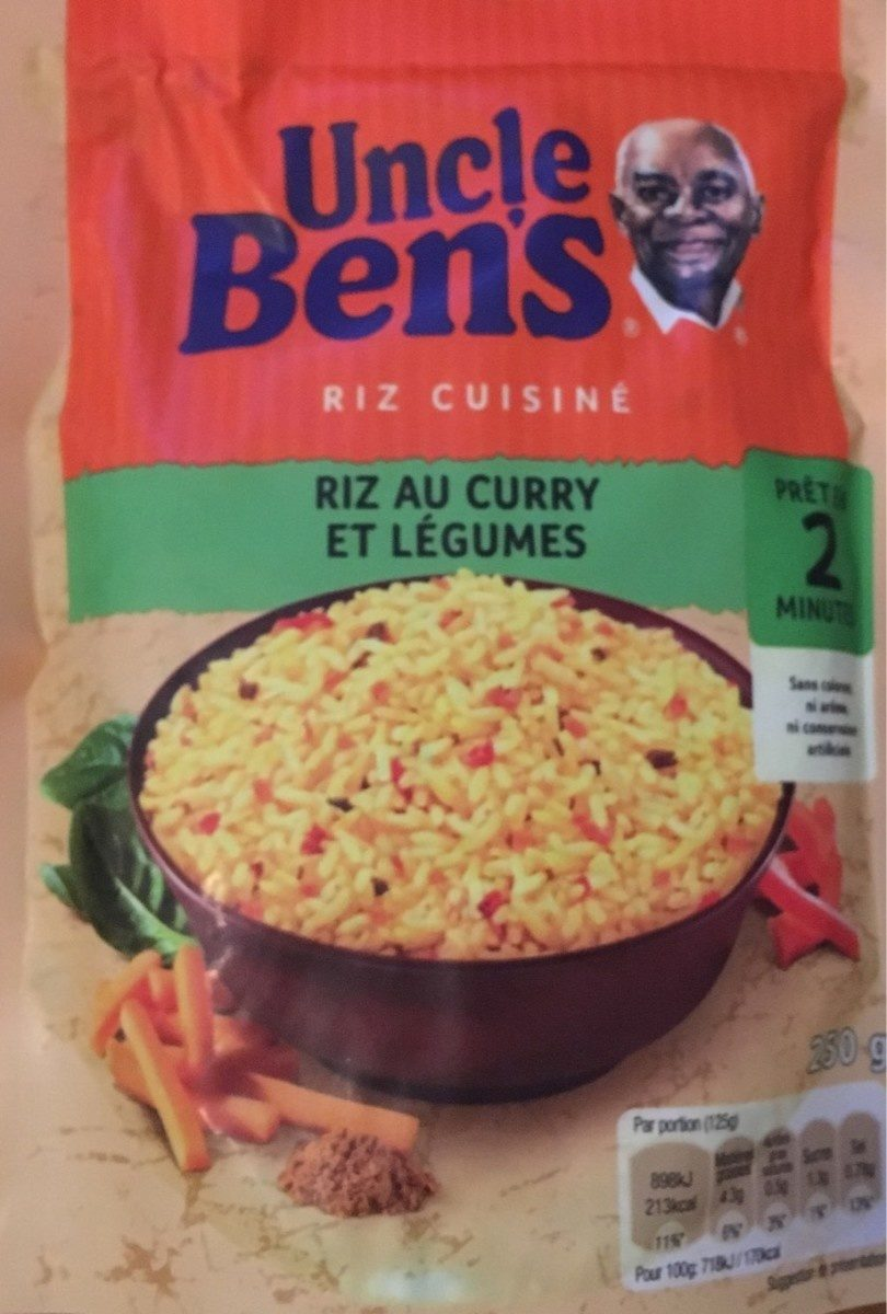 Riz Express indien - Product