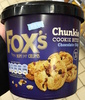 Chunkie Cookie Bites Chocolate Chip - Produit