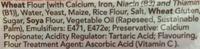 Muffins - Ingredients - en