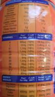 Ovomaltine - 800 g - Voedingswaarden - fr