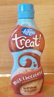 Treat! Milk Chocolate Flavour Topping - Produkt - de