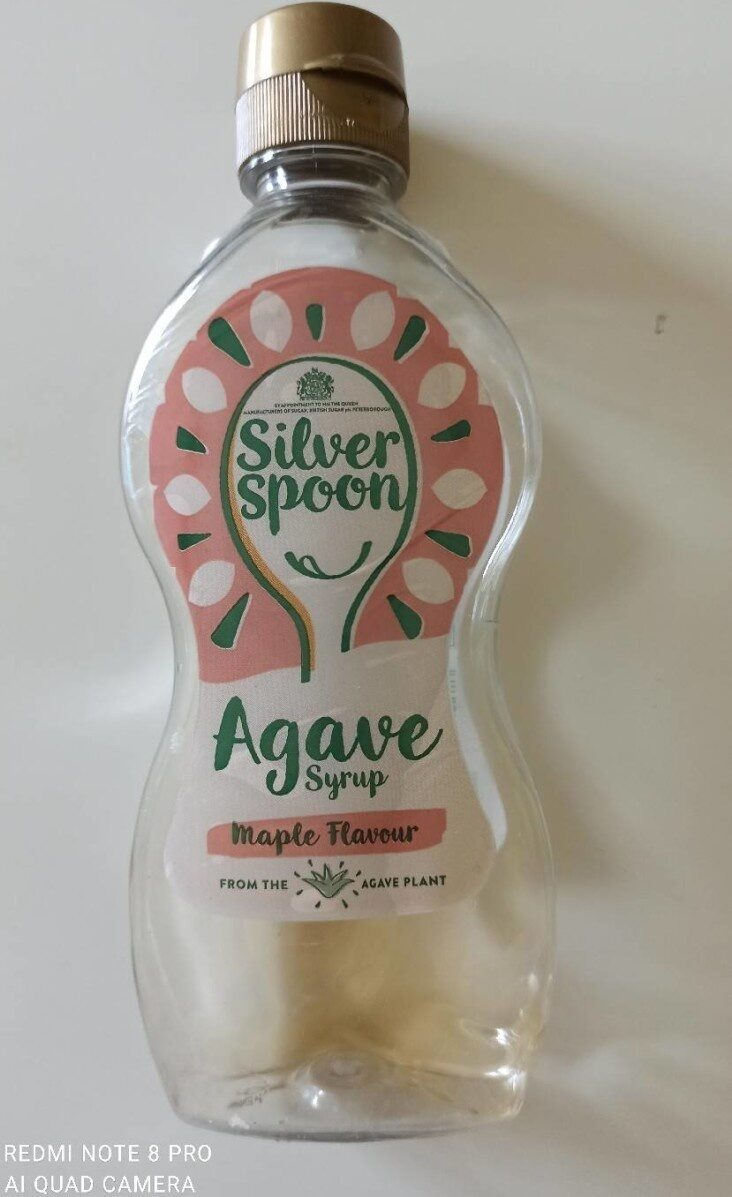 Agave syrup - Product - en